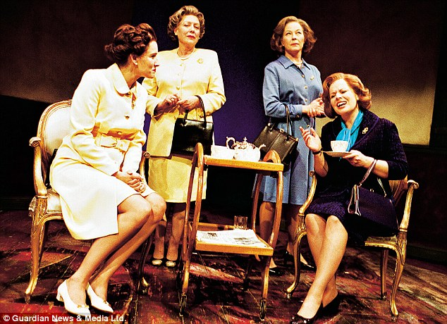 HANDBAGGED WOMEN POWER & POLITICS THE TRICYCLE THEATRE