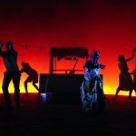 'MOTHER COURAGE' NOTTINGHAM PLAYHOUSE